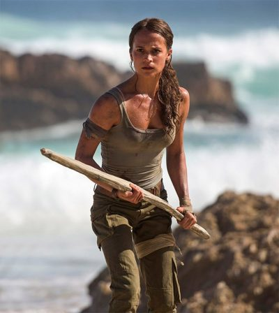 Vídeo marca final das filmagens de Tomb Raider