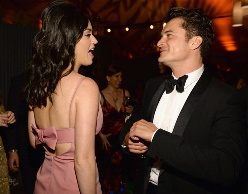 Katy Perry e Orlando Bloom oficializam final de namoro