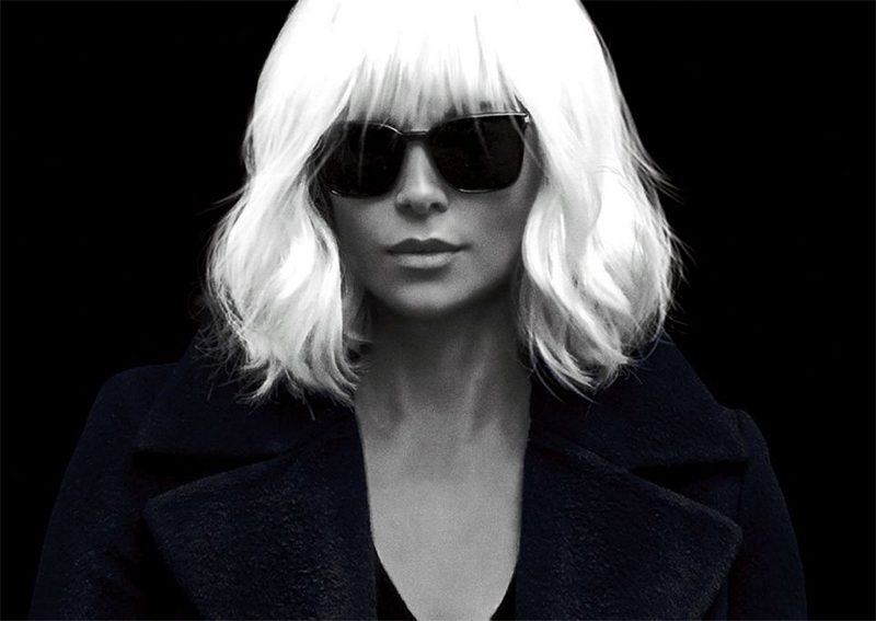 Charlize Theron arrasa no trailer legendado, violento e sexy do thriller de ação Atômica