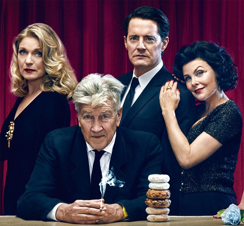 Veja as primeiras fotos do elenco do revival de Twin Peaks