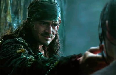 Comercial de Piratas do Caribe confirma retorno de Orlando Bloom