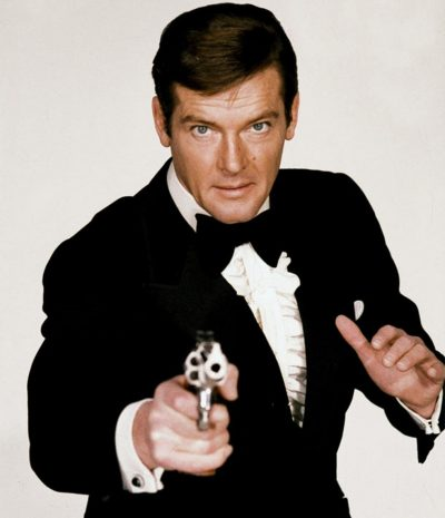 Roger Moore  (1927 – 2017)