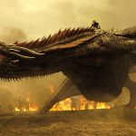 Novas fotos de Game of Thrones revelam dragão gigantesco de Daenerys em cena de batalha