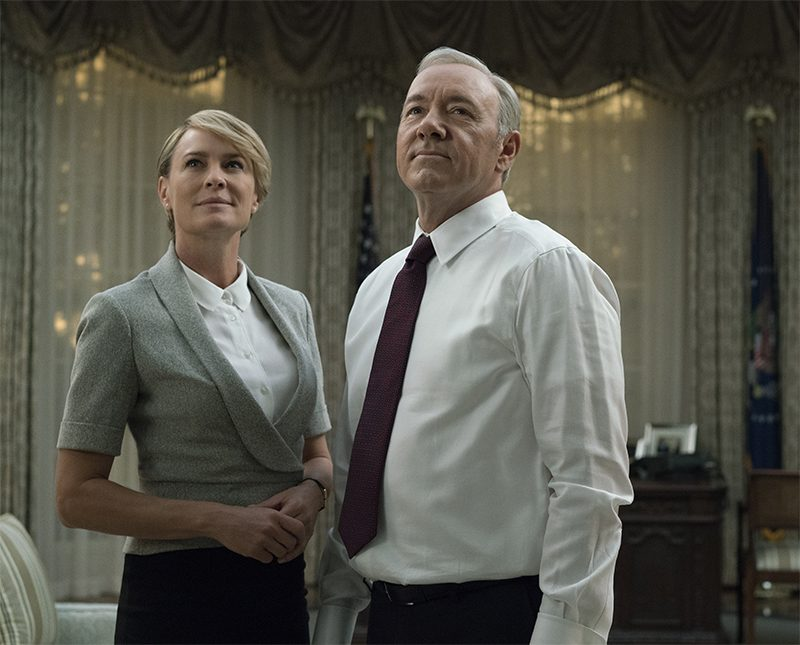Twitter de House of Cards brinca com a crise política do Brasil