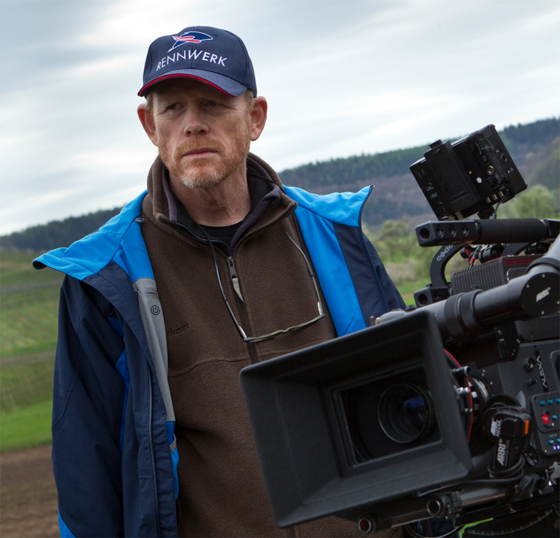 Ron Howard é o novo diretor do filme de Han Solo