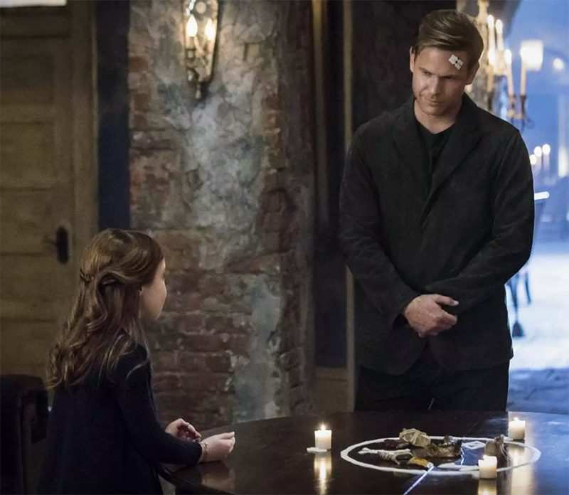 Spin-off de The Originals será centrado em Hope e Alaric