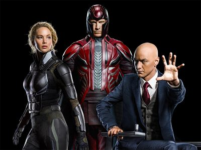 Jennifer Lawrence, Michael Fassbender e James McAvoy são confirmados no novo filme dos X-Men