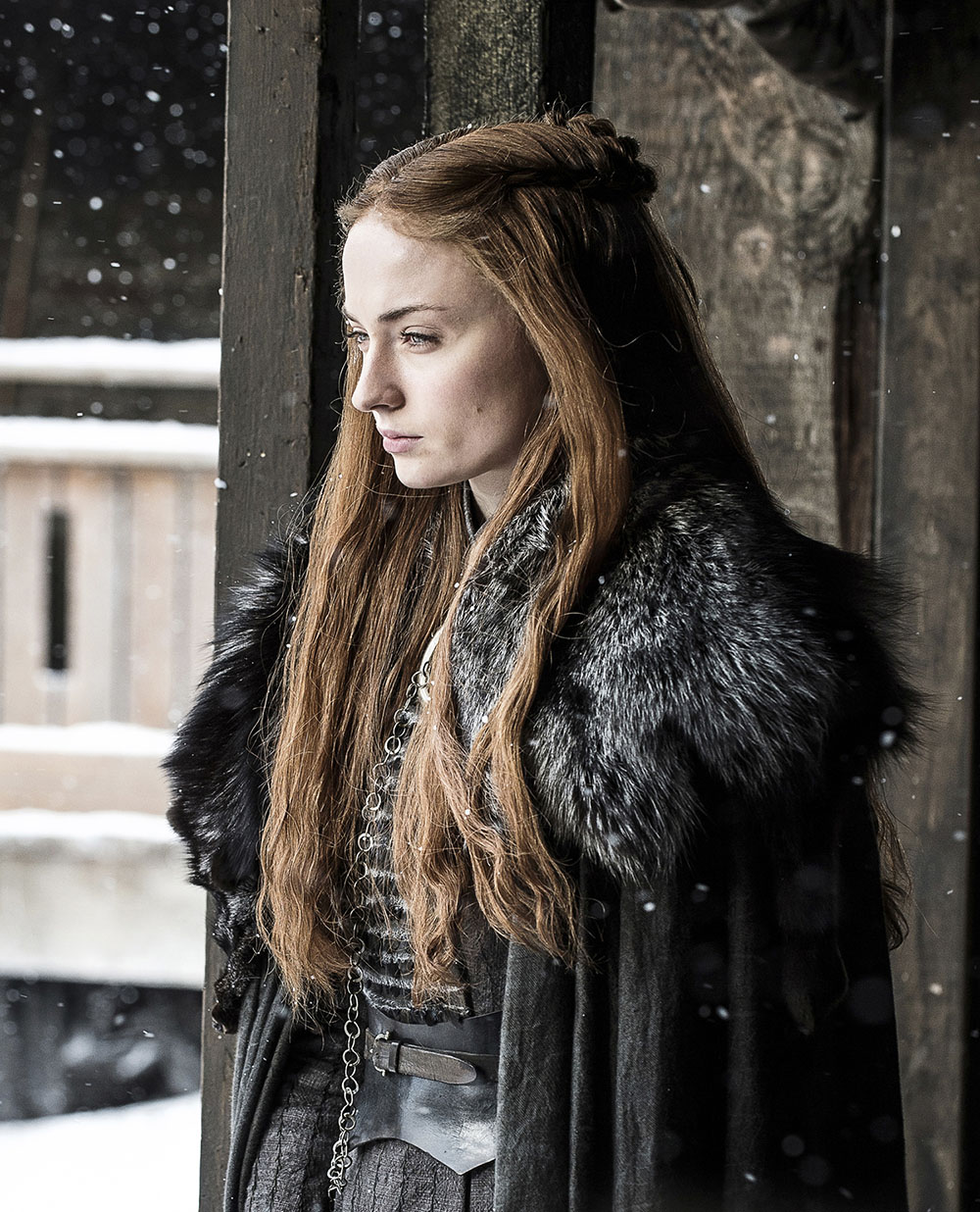 Sophie Turner releva que elenco chorou muito com leitura do final de Game of Thrones