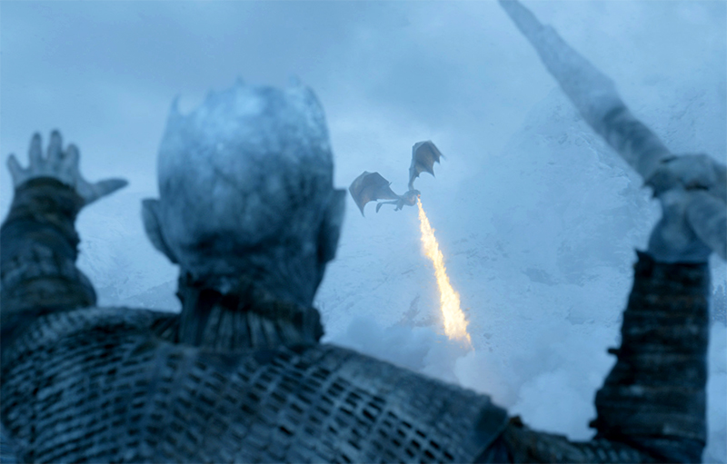 Diretor tenta explicar eventos implausíveis do recente episódio de Game of Thrones