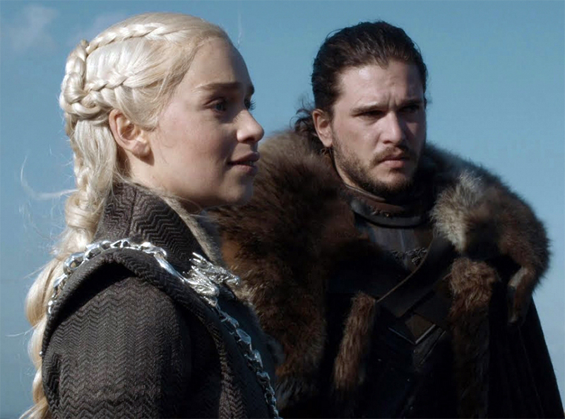 Objetivo de Game of Thrones sempre foi unir Jon Snow e Daenerys