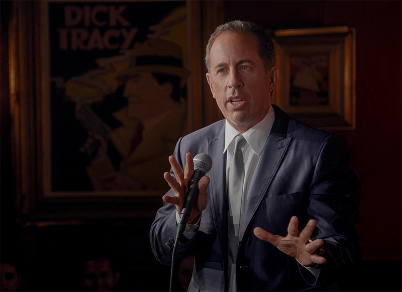 Especial de stand-up de Jerry Seinfeld ganha trailer legendado