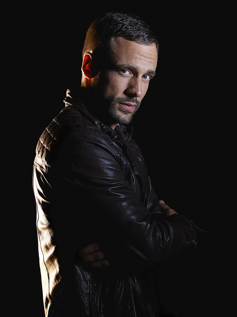 Nick Blood vai voltar à série Agents of SHIELD