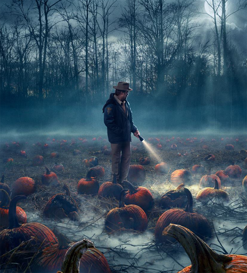Vídeo de Stranger Things revela que algo está errado com Will e as abóboras do Halloween