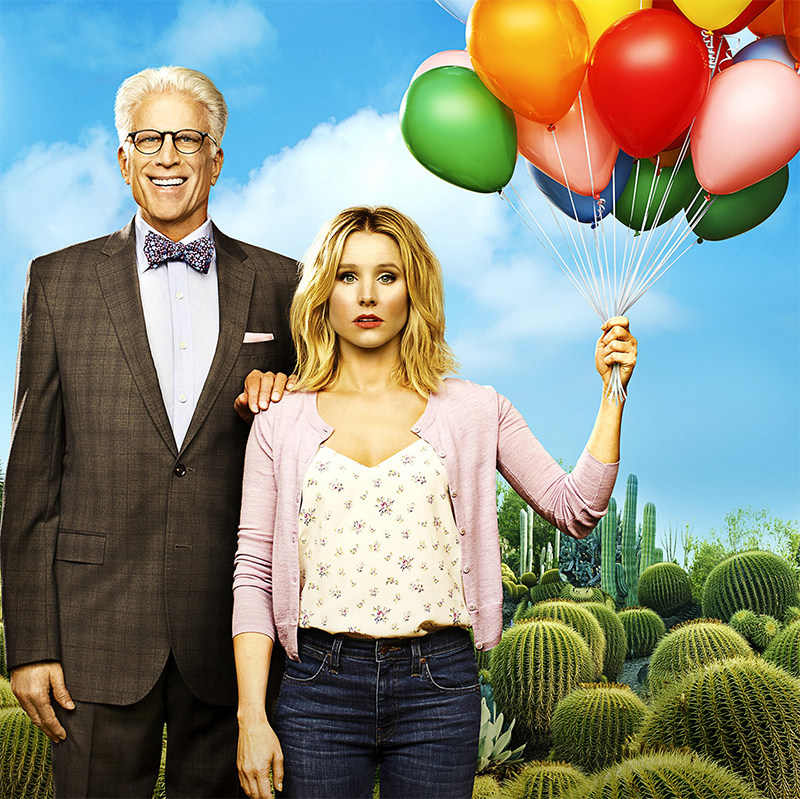 The Good Place é renovada para a 3ª temporada