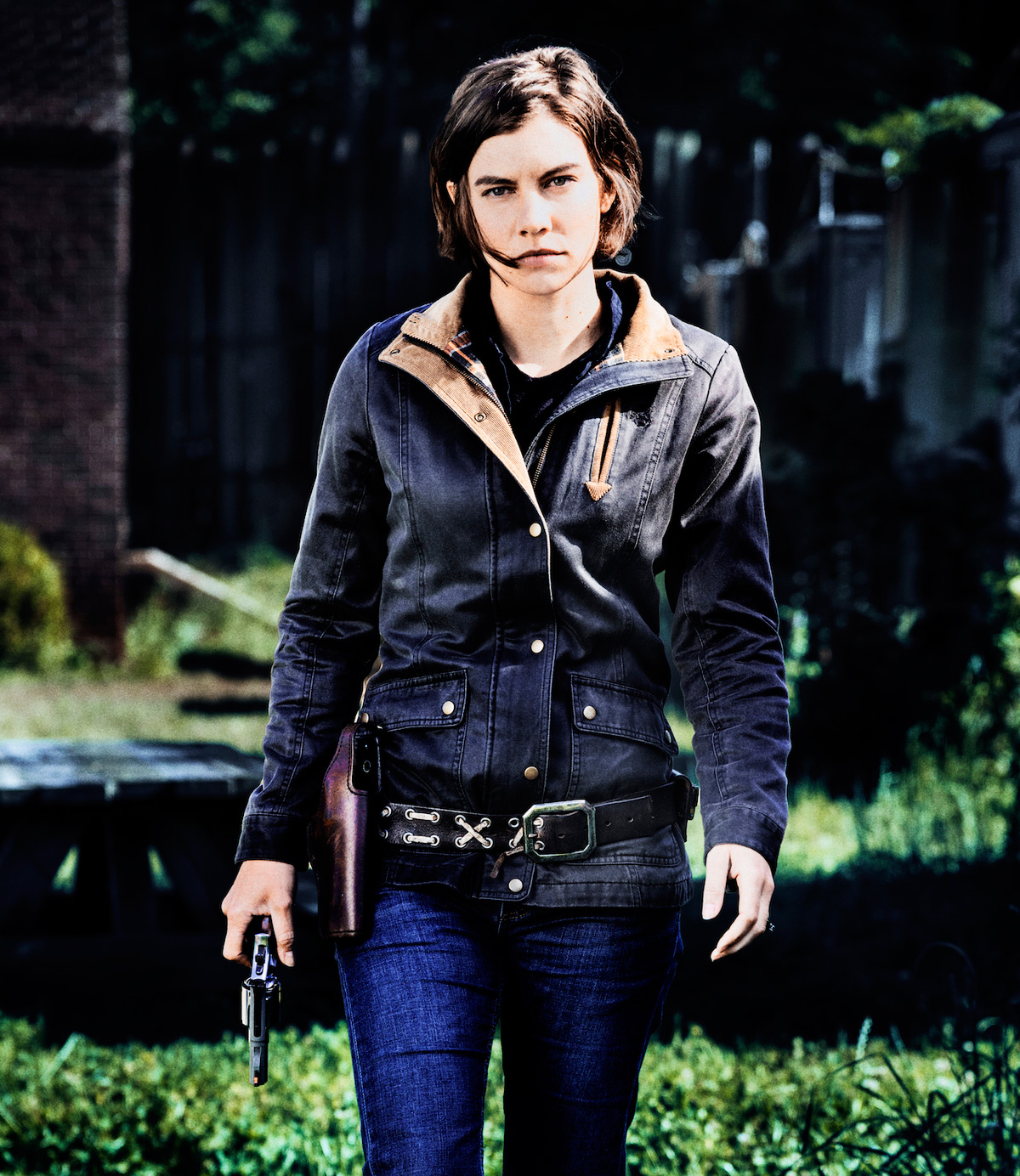 The Walking Dead: Impasse sobre destino de Lauren Cohan já incomoda colegas de elenco