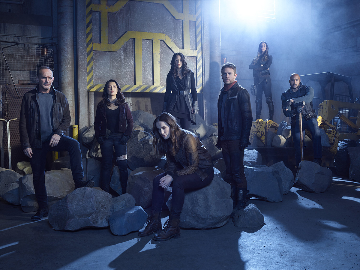 Agents of SHIELD é renovada para a 6ª temporada