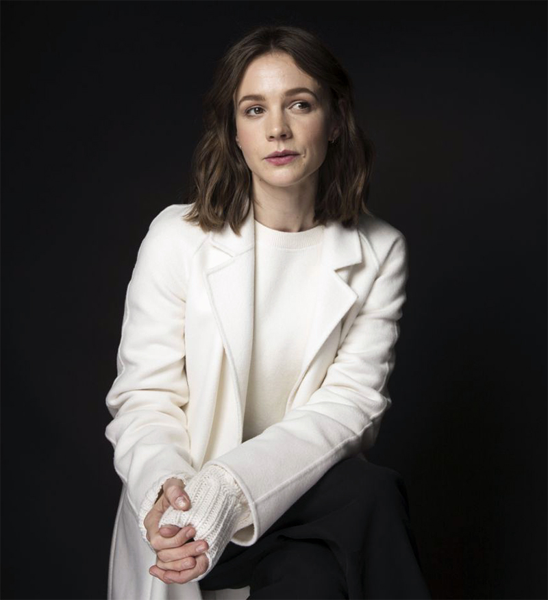 Carey Mulligan viverá a feminista Gloria Steinem no cinema