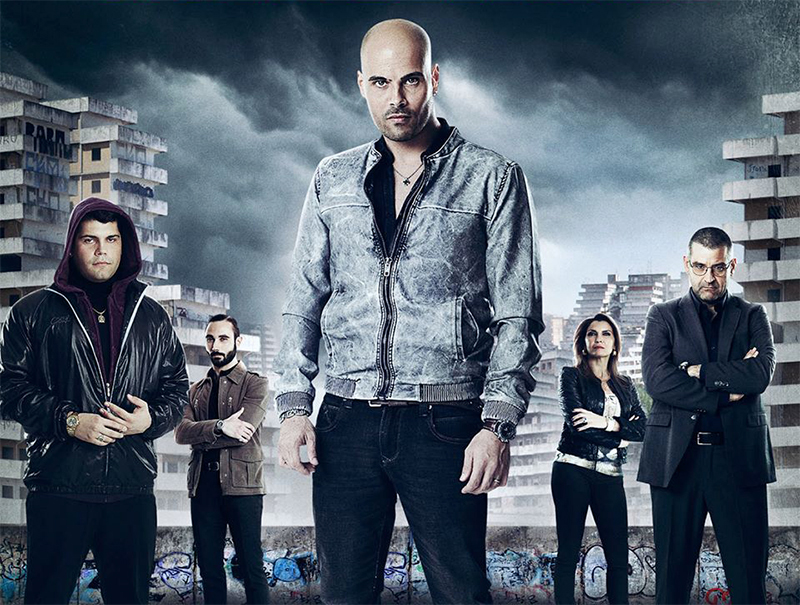 3ª temporada de Gomorrah supera Game of Thrones com recorde de audiência na Itália