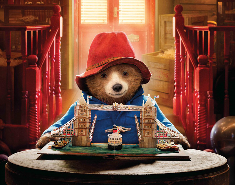 As Aventuras de Paddington 2 ganha novo trailer e 15 pôsteres de personagens