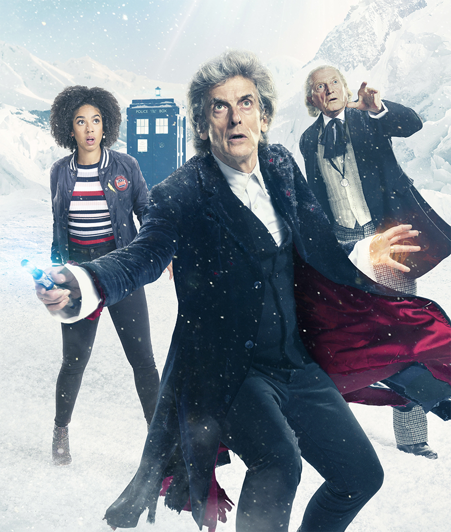 Trailer e fotos do especial de Natal de Doctor Who trazem despedida de Peter Capaldi