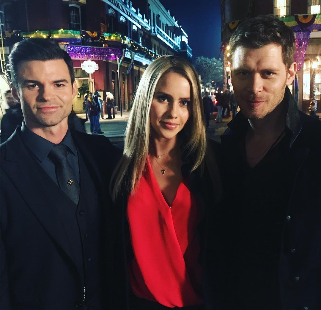 Última temporada de The Originals termina gravações e elenco se despede no Instagram