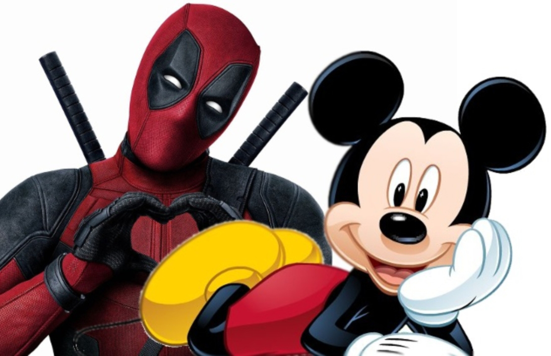 Ryan Reynolds faz piada sobre Deadpool virar personagem da Disney