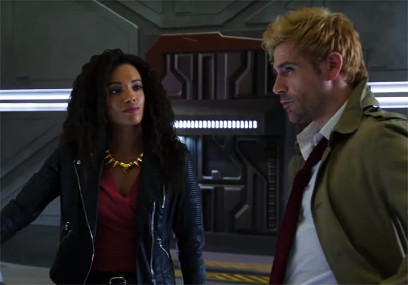 Constantine entra a bordo de Legends of Tomorrow no trailer do próximo episódio