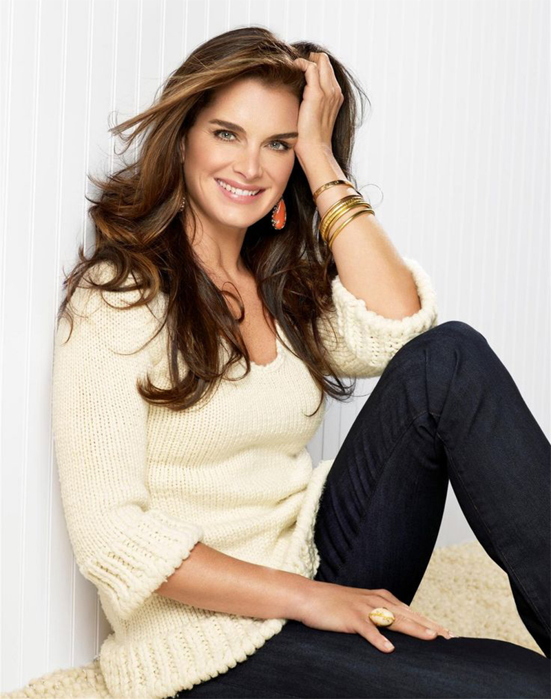 Brooke Shields será rival de Rogelio em Jane the Virgin