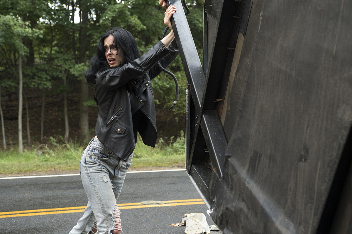 Jessica Jones ganha 20 fotos inéditas e novo trailer legendado da 2ª temporada