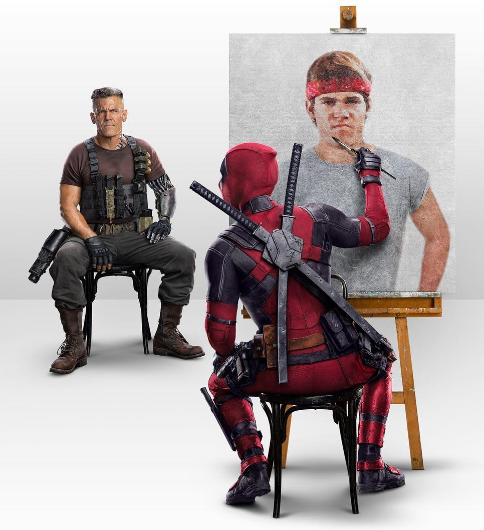 Filme do X-Force terá participação de Deadpool