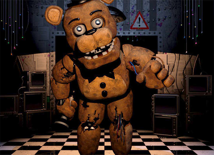 Diretor de Pixels vai adaptar o game Five Nights at Freddy's