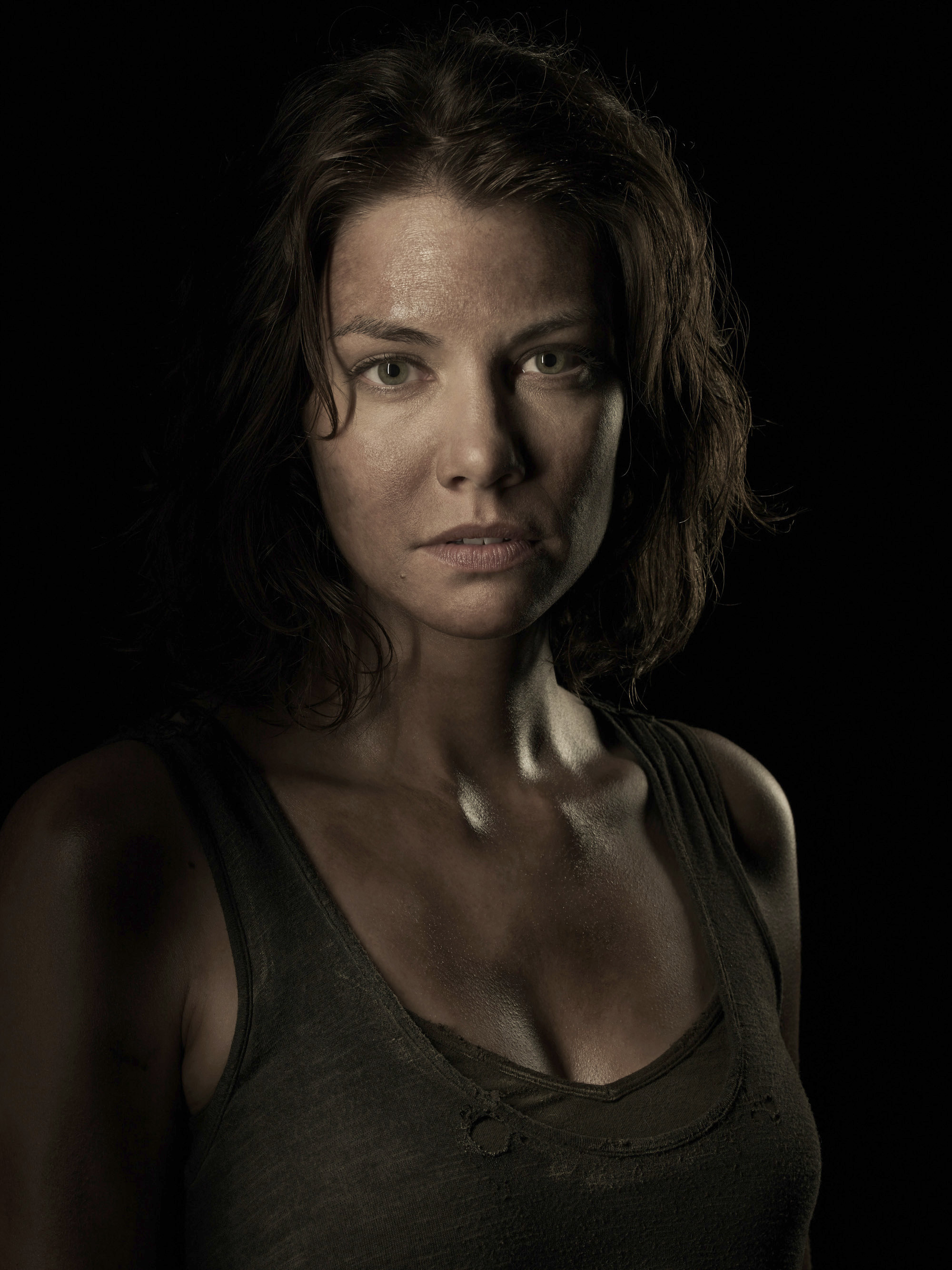 Lauren Cohan confirma que continuará em The Walking Dead