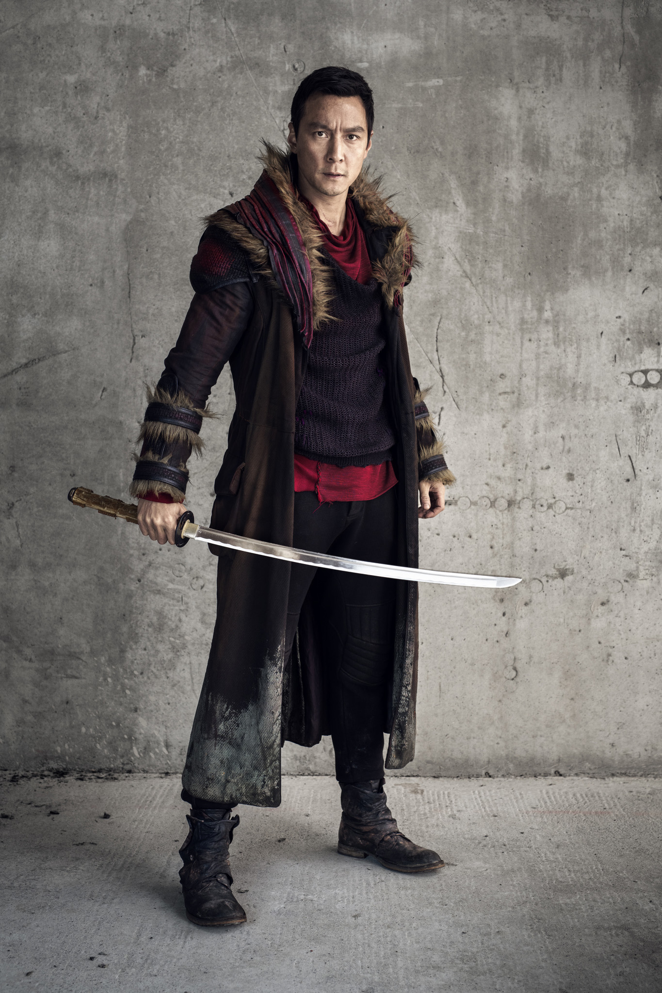 Into the Badlands: Fotos revelam os personagens da  3ª temporada