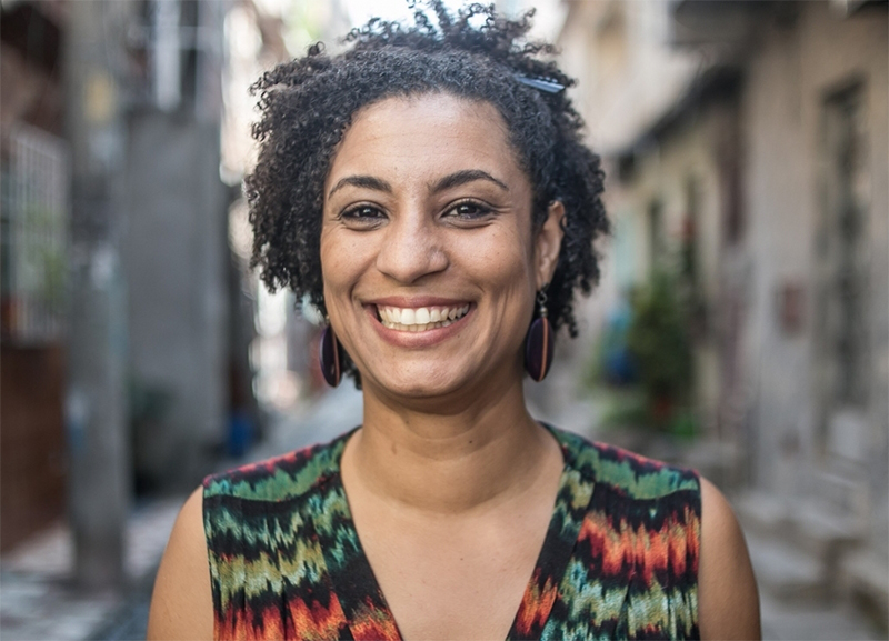Assassinato de Marielle Franco repercute em Hollywood