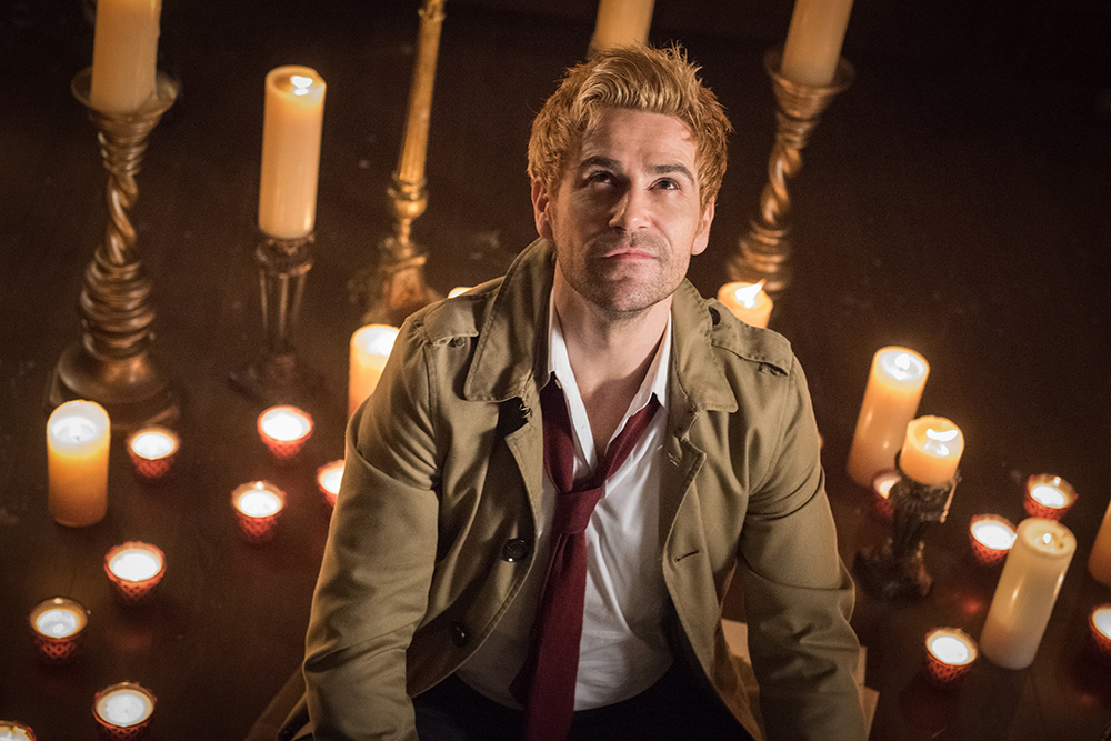 Constantine retorna em novas fotos da série Legends of Tomorrow