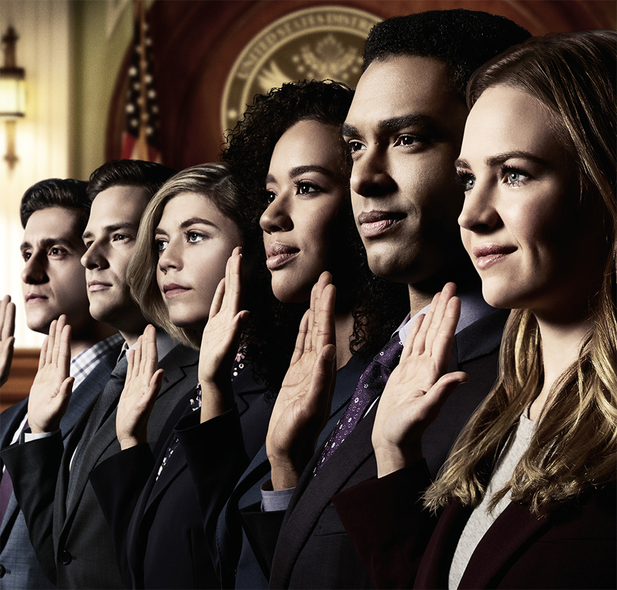 For the People: Conheça a nova série da produtora de Grey's Anatomy, Scandal e How to Get Away With Murder