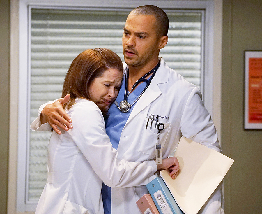 Jesse Williams desabafa no Twitter sobre saída das intérpretes de April e Arizona de Grey's Anatomy