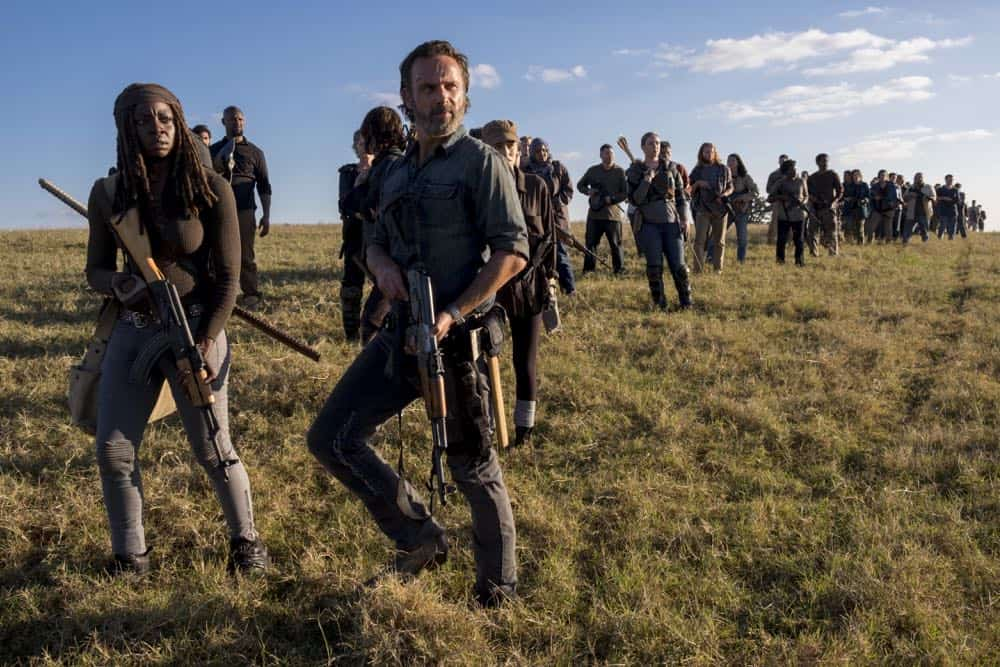 Final de temporada de The Walking Dead será desfecho da série