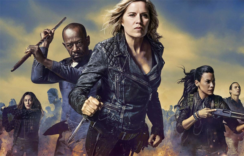 Intérprete de Fear the Walking Dead revela ter discutido e protestado contra morte de personagem