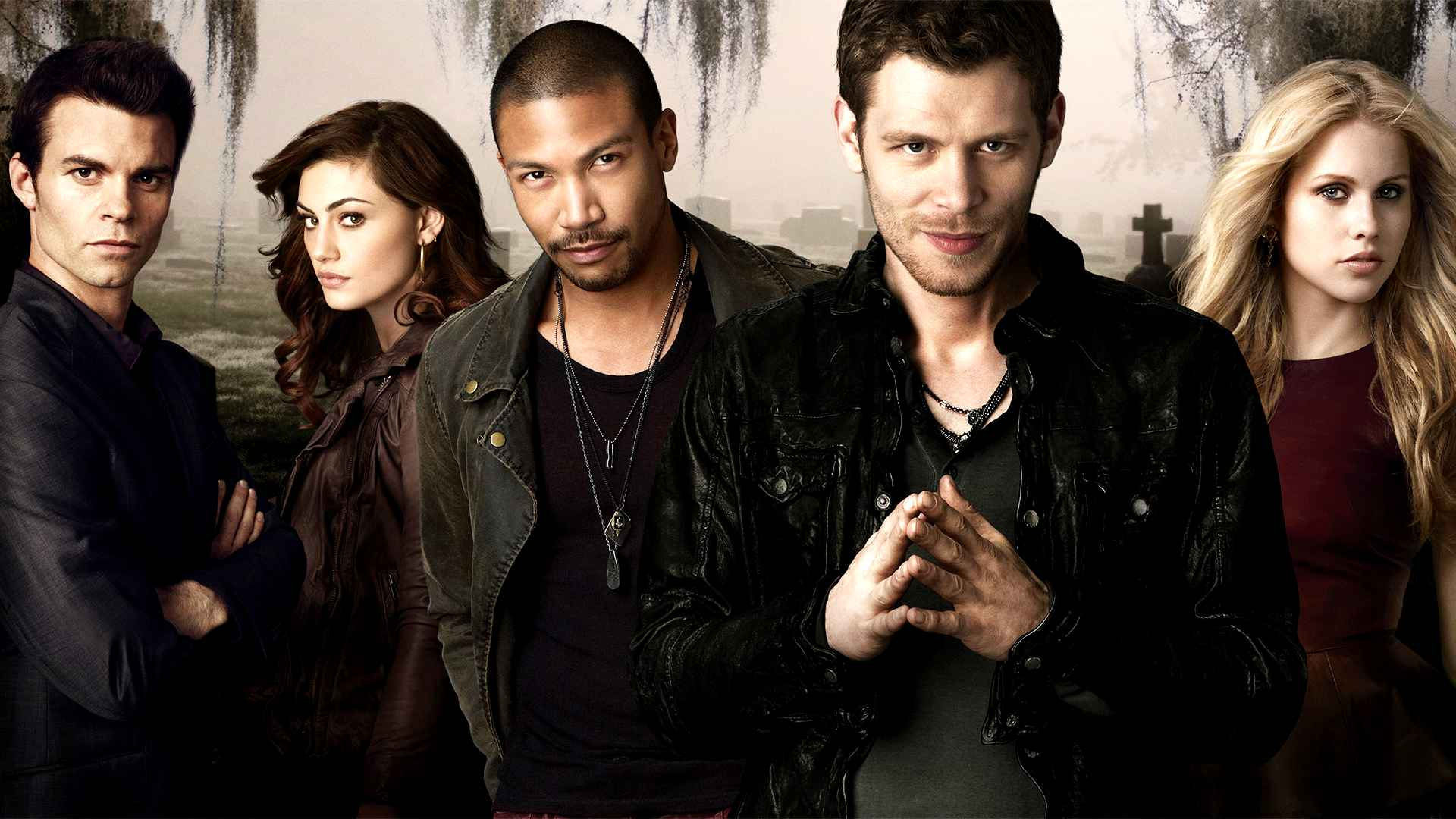 Veja cartaz, cena e vídeo de bastidores da 5ª temporada de The Originals