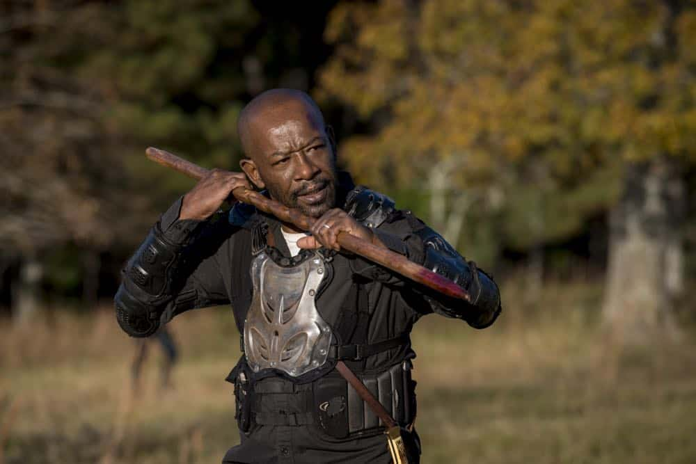Cenas inéditas do final de The Walking Dead mostram plano de Negan e raiva de Morgan