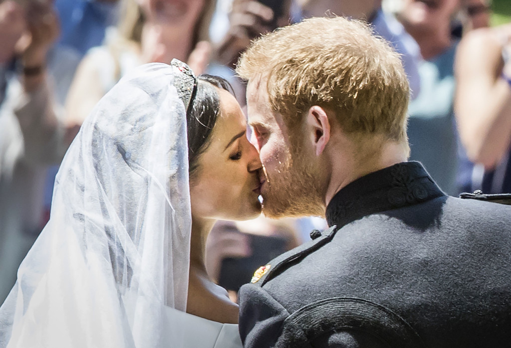 Veja as fotos do casamento real de Meghan Markle e o Príncipe Harry