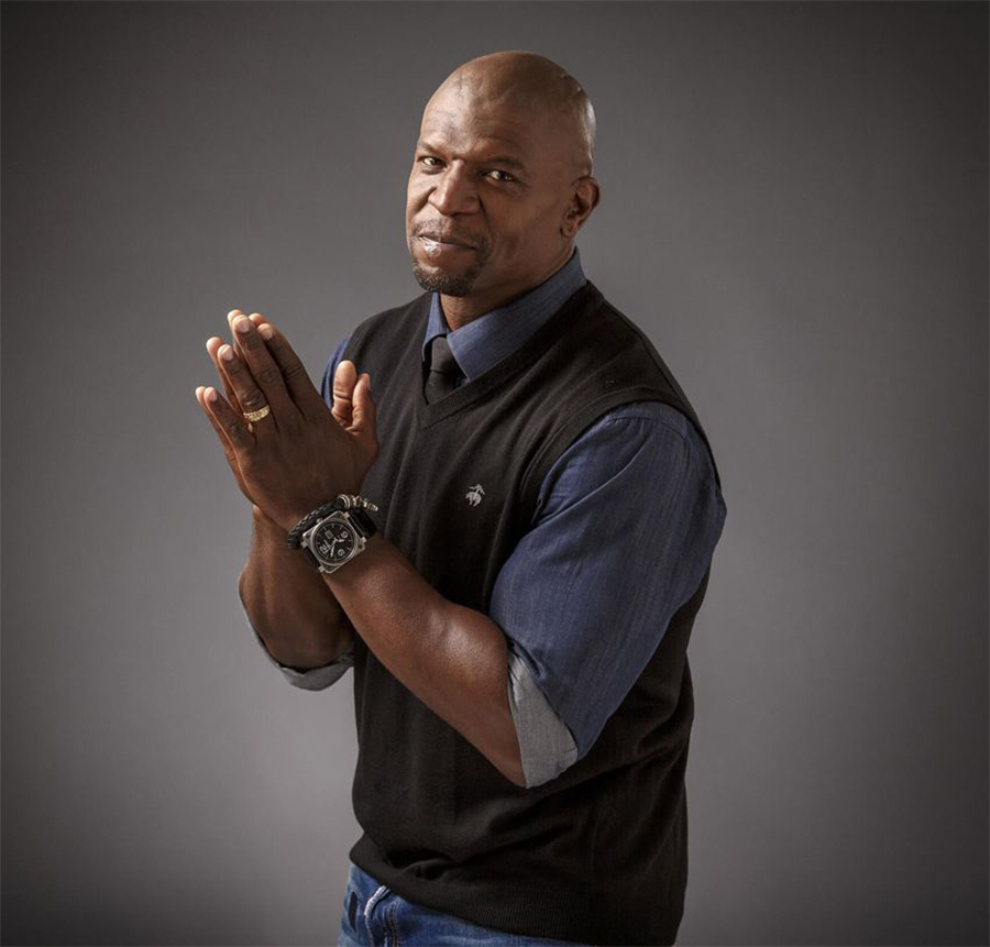 Terry Crews agradece Mark Hamill por ajudar a salvar Brooklyn Nine-Nine do cancelamento