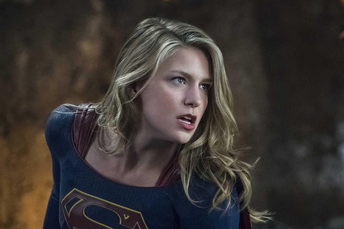 Supergirl tenta impedir o fim do mundo no trailer e fotos do final da temporada