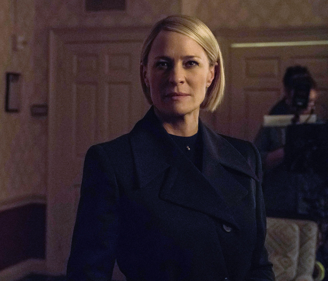 Robin Wright é destaque nas primeiras fotos oficiais da temporada final de House of Cards