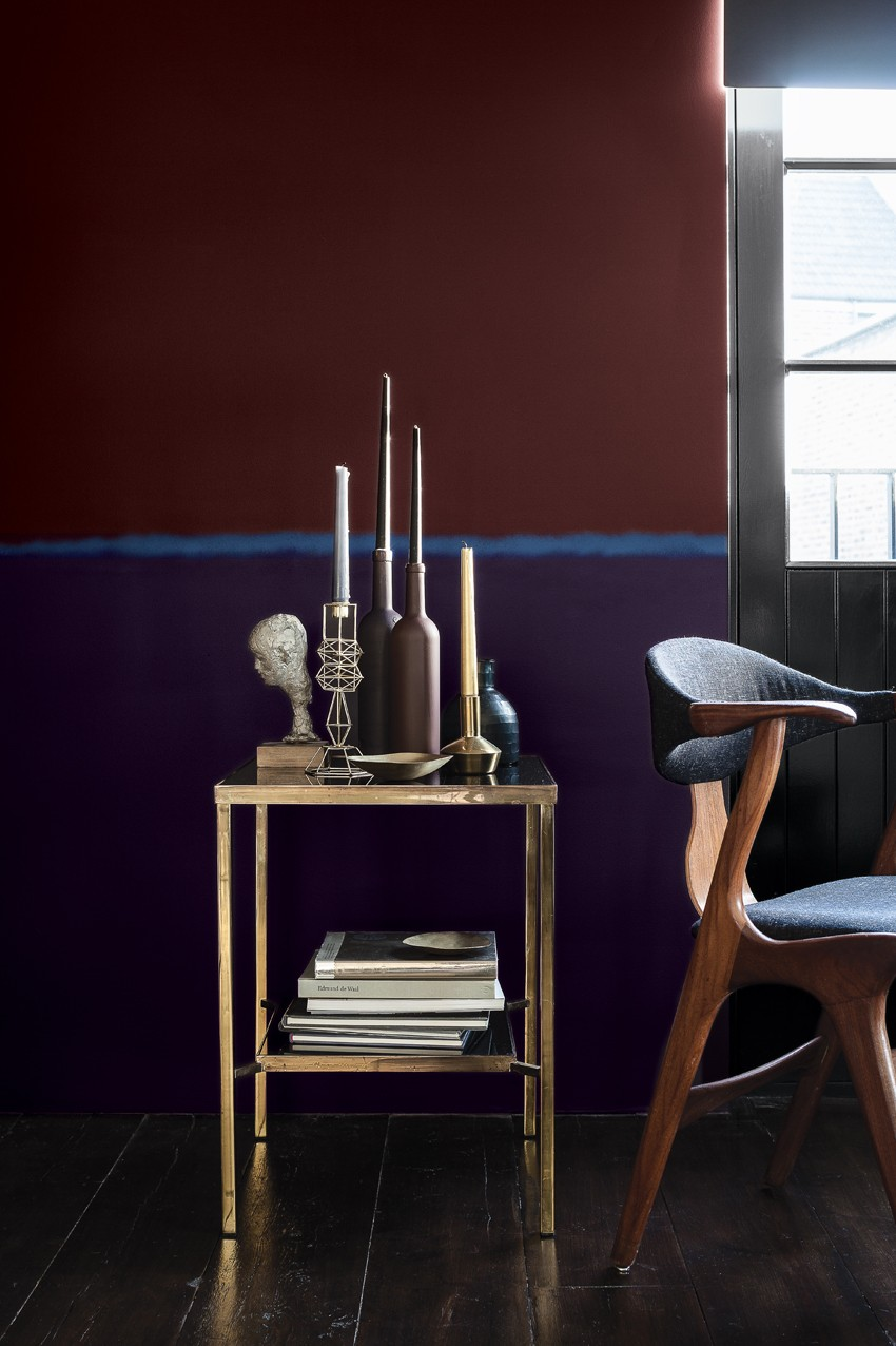 2016 Paint Trends Dark Light Dulux Paint Trends For 2016