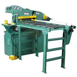 Hydraulic Ironworker Machines: 50