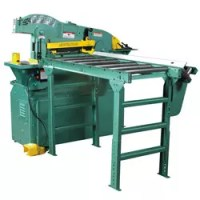 Hydraulic Ironworker Machines: 50-140 Ton Ironworkers by ...