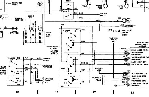 90 Jeep Wrangler Engine Diagram - Wwwcaseistore \u2022