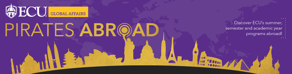 b\u003eECU-LED STUDY ABROAD\u003c b\u003e \u003e Education Abroad